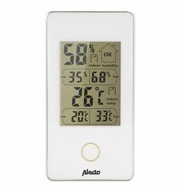 Alecto Baby Digitale Binnenthermometer & Hydrometer WS-75