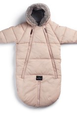 Elodie Details Baby Overall 6-12m - Powder Pink