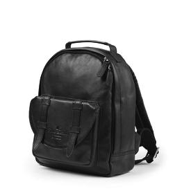 Elodie Details Rugzak Backpack MINI - Black Leather