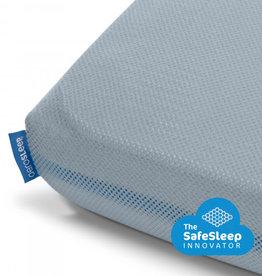 Aerosleep SafeSleep Hoeslaken 120x60 Steel Blue