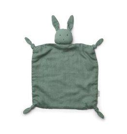 Liewood Agnete Cuddle Cloth - Rabbit peppermint