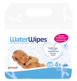 Waterwipes WaterWipes 240st (4 x 60st)