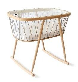 Charlie Crane KUMI crib mesh/hazelnut