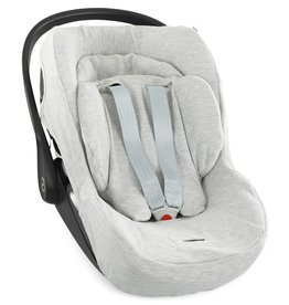 Trixie Car seat cover | Cybex Cloud Z i-size - Powder stripes