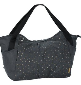 Lässig Verzorgingstas Casual Twin Bag triangle dark grey
