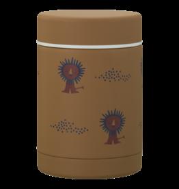 Fresk Food jar Lion