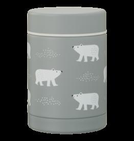 Fresk Food jar Polar Bear