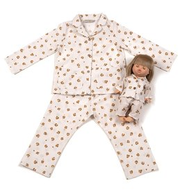 Minikane DUO Collection – MAHE exclusive Holly coton pyjamas 3/4j