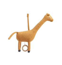 Liewood Angela Music Mobile - Giraffe mustard