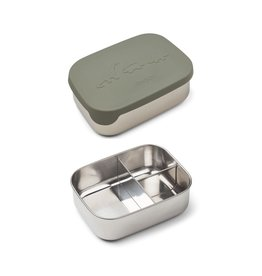 Liewood Arthur Lunch Box - Dino faune green