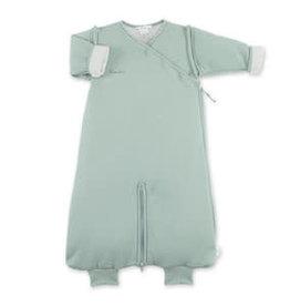 Bemini MAGIC BAG 3-9m groen celadon pady waffle + jersey bio tog 2.5 - 155WAFLE76WU