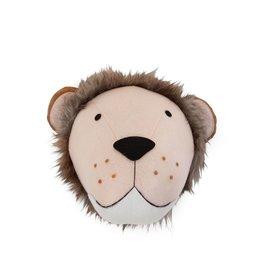 Childhome TÊTE D'ANIMAL LION - FEUTRE - DÉCORATION MURALE