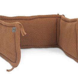 Jollein Box/Bedomrander 35x180 Bliss Knit - Caramel