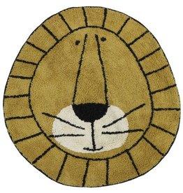 Tapis Petit Vloerkleed Lion Round
