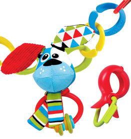 Yookidoo Clips Rattle 'N' Links - Dog