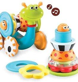 Yookidoo Crawl 'N' Go Snail