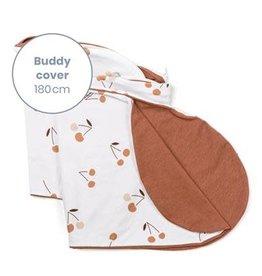 Doomoo Buddy Pillow Cover Cherries Havana