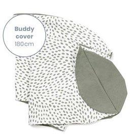 Doomoo Buddy Pillow Cover Risotto Kaki