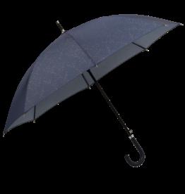 Fresk Paraplu Dots indigo