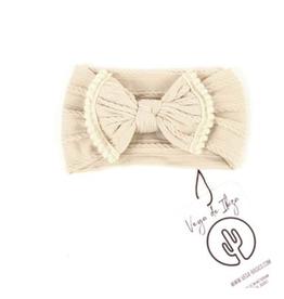 Vega Basics Haarband Mariposa - Off white