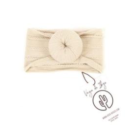Vega Basics Haarband Paloma - Off white