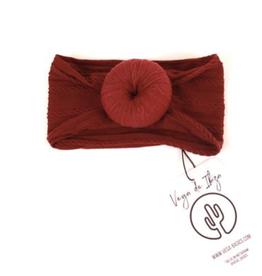 Vega Basics Handband Paloma - Burgundy