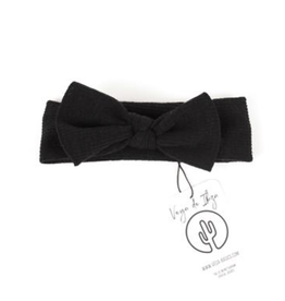 Vega Basics Haarband Suave - All black