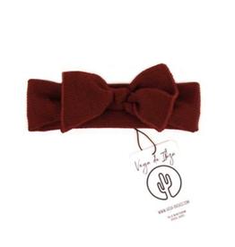 Vega Basics Haarband Suave - Burgundy