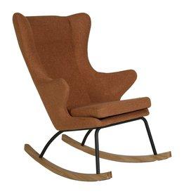 Quax Rocking Adult Chair De Luxe - Terra