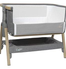 Tutti Bambini - Co-sleeper CoZee Oak/Charcoal