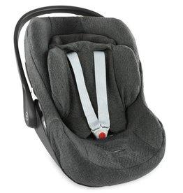 Trixie Car seat cover   Cybex Cloud Z i-size - Diamond Anthracite