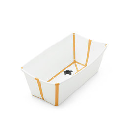 Stokke Flexi Bath® - Babybad - White Yellow