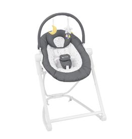 Badabulle In de hoogte verstelbaar ligstoeltje Compact'up - Grey