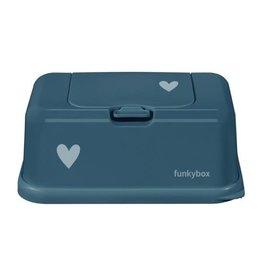 Funkybox FunkyBox - Petrol - Heart