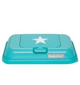 Funkybox FunkyBox - Go - Turqoise - Star