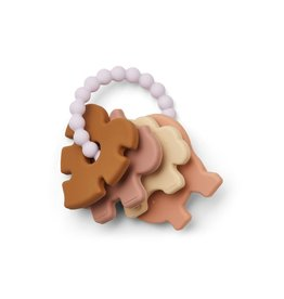 Liewood Penny teether - Rose multi mix