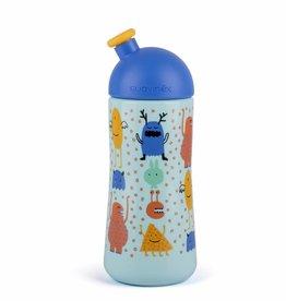 Suavinex Feeding - Booo - Bottle Sporty - Blue