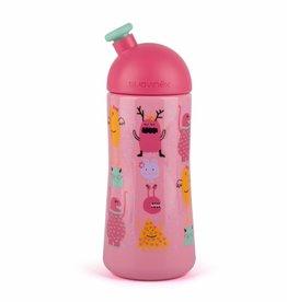 Suavinex Feeding - Booo - Bottle Sporty - Pink