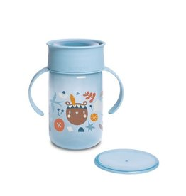 Suavinex Forest - 360 Trainer Cup - Blue