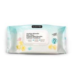 Suavinex Hygiene - Baby Wipes 72pcs