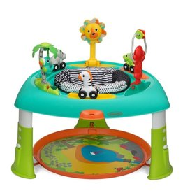 Infantino Main - Sit, Spin & Stand entertainer 360 seat & activity table
