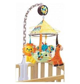 Infantino Soft - Carousel Musical Mobile