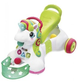 Infantino Large - 3 in 1 Ride On Unicorn