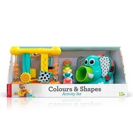 Infantino Main - Colours & Shapes Activity Set