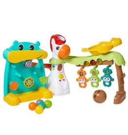 Infantino Large - 4-in-1 Grow with me Playland