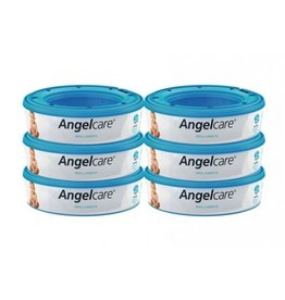 Angelcare 6x Round Refill