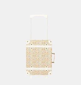 Olli Ella See-Ya Suitcase - Prairie floral