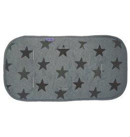 Dooky Multicomforter - Grey Stars