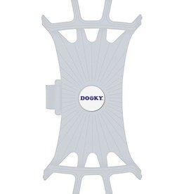 Dooky Universal Phone Holder - Transparant