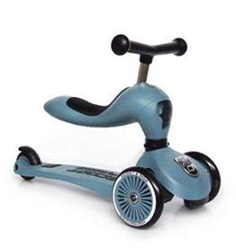 Scoot and Ride Highwaykick 1 - Steel